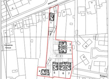 Thumbnail Property for sale in Bridle Road, Madeley, Telford, Shropshire.