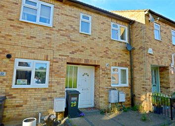 Thumbnail 2 bed terraced house for sale in Brunel Close, London