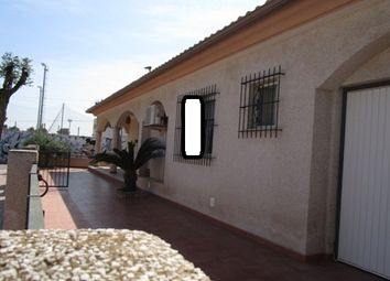 Thumbnail 3 bed semi-detached bungalow for sale in Orenes, Los Alcázares, Murcia, Spain
