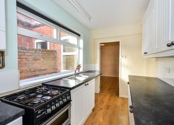 Thumbnail 3 bed terraced house for sale in Moor Street, Mansfield, Nottinghamshire