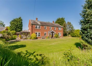 Thumbnail 6 bed detached house for sale in Longhirst, Morpeth, Northumberland