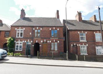 3 bed semi-detached house for sale in Swadlincote Road, Woodville DE11