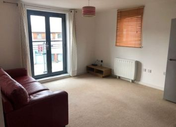 Thumbnail 1 bed flat to rent in St Christophers Court, Marina, Swansea.