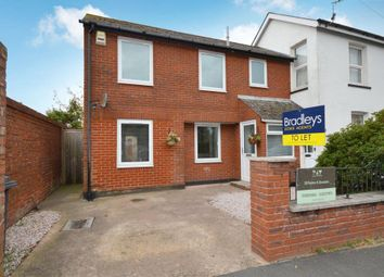 Thumbnail 3 bed end terrace house to rent in Imperial Road, Exmouth, Devon