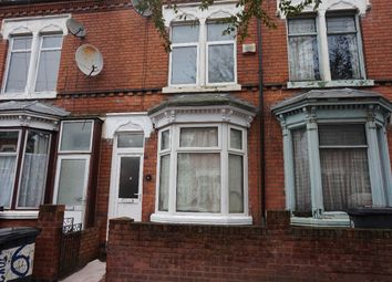 Thumbnail 1 bed flat to rent in Gaul Street, Leicester