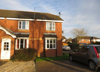Thumbnail 1 bed end terrace house for sale in Bakery Close, Briston, Melton Constable