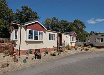 Thumbnail 2 bed detached bungalow for sale in Trowbridge Lodge Park, Hilperton, Trowbridge