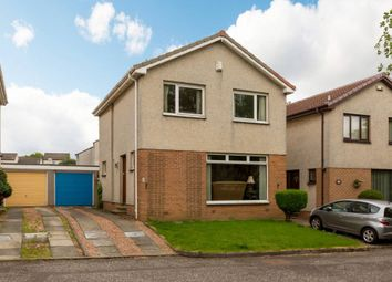 Thumbnail 3 bed detached house for sale in 8 North Bughtlin Neuk, Edinburgh