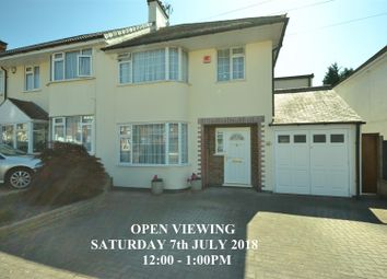 Thumbnail 4 bed semi-detached house for sale in Highway Road, Leicester