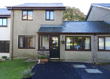Thumbnail 3 bed terraced house for sale in Maes Y Garth, Minffordd, Penrhyndeudraeth