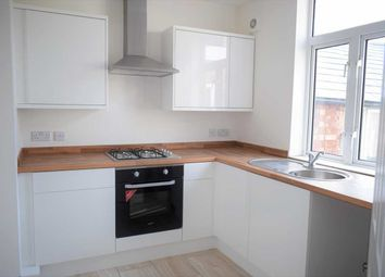 Thumbnail 3 bedroom flat to rent in Victoria Road, Wellingborough