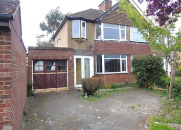 Thumbnail 3 bed property to rent in Balmoral Road, Watford
