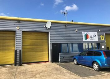 Thumbnail Light industrial to let in Unit 20, Olympic Business Centre, Basildon, Essex