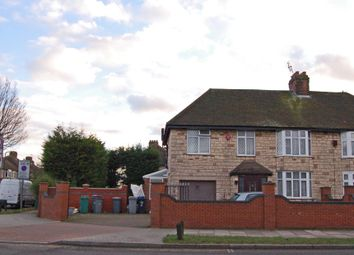 Thumbnail 4 bed semi-detached house for sale in East Lane, Wembley, Middlesex