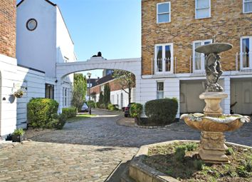 Thumbnail 3 bed end terrace house for sale in Robinscroft Mews, Greenwich, London