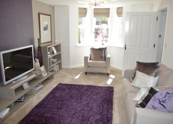 "Thumbnail 4 bed detached house for sale in ""Irving"" at Cheriton Close, Connah's Quay, Deeside"