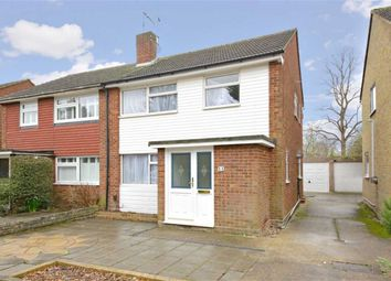 3 bed semi-detached house for sale in Hydefield Close, Winchmore Hill, London N21