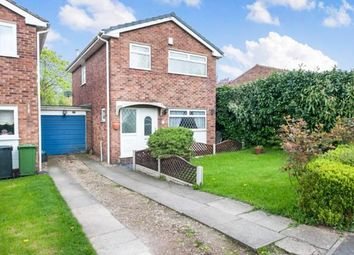Thumbnail 3 bed link-detached house for sale in Norman Close, Tamworth, Staffordshire, West Midlands