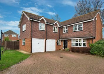 Thumbnail 5 bed property for sale in Selwyn Drive, Broadstairs