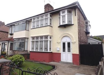 Thumbnail 3 bed semi-detached house for sale in Willowdale Road, Walton, Liverpool, Merseyside