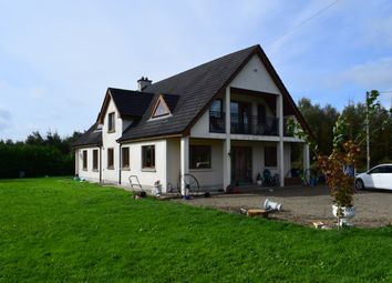 Thumbnail 5 bed detached house for sale in Ballysallagh Upper, Hacketstown, Carlow