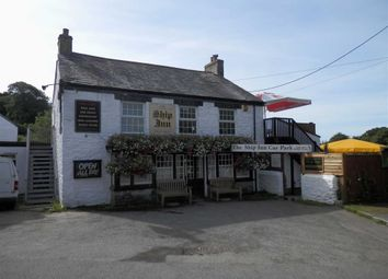 Thumbnail Pub/bar for sale in Polmear Hill, Par