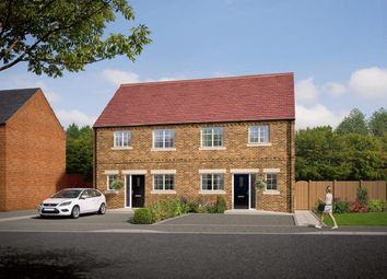 Thumbnail 3 bed semi-detached house for sale in Redlands Park, Brandon Road, Swaffham