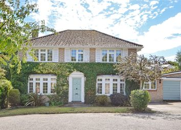 Francis Gardens, Winchester, Hampshire SO23. 4 bed detached house for sale