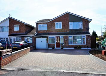 Thumbnail 5 bed link-detached house for sale in Cavanna Close, Gosport