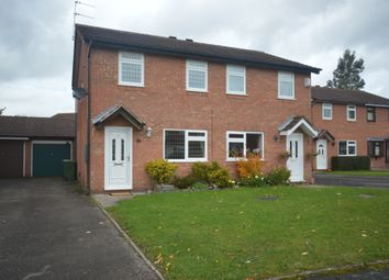 Thumbnail 2 bed semi-detached house to rent in Caldeford Avenue, Shirley, Solihull