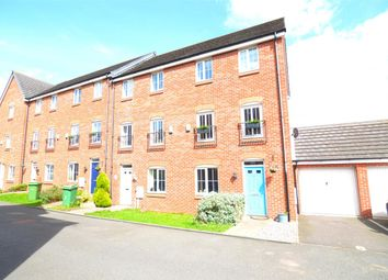 Thumbnail 4 bed town house for sale in Felton Close, Stafford