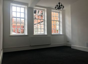 Thumbnail 3 bed flat to rent in Leonard Street, Leek