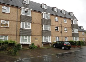 Thumbnail 1 bed flat to rent in Darwin Court, Gravel Walk, Rochester, Kent