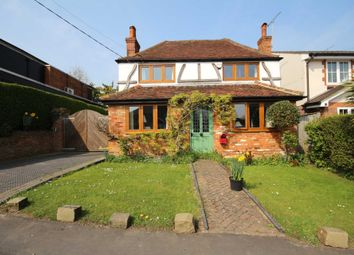 Thumbnail 4 bed detached house for sale in Rose Hill, Binfield, Bracknell