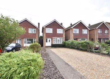 Thumbnail 3 bed detached house for sale in Ashcroft Road, Luton