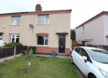 Thumbnail 2 bed semi-detached house for sale in Arnold Crescent, Rawmarsh