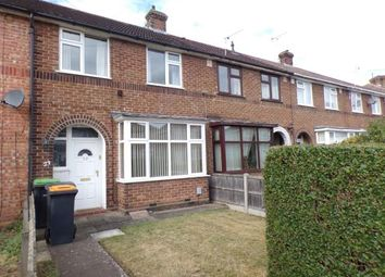 3 bed terraced house for sale in Worcester Road, Bedford, Bedfordshire MK42