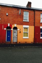 Thumbnail 3 bedroom terraced house to rent in Fleeson Street, Rusholme, Manchester