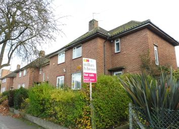 Thumbnail 4 bedroom end terrace house for sale in Winchcomb Road, Norwich