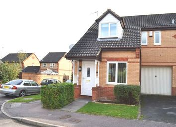 Thumbnail 3 bed semi-detached house for sale in Muncaster Gardens, East Hunsbury, Northampton