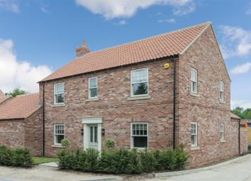 Thumbnail 4 bed detached house for sale in Plot 8, Woldgate Pastures, Kilham