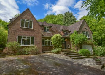 Thumbnail 5 bed detached house for sale in Firs Walk, Tewin Wood