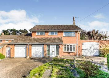 Thumbnail 4 bed detached house for sale in Speight Close, Winthorpe, Newark