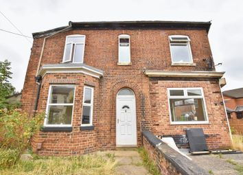Thumbnail 3 bed semi-detached house for sale in Shakespeare Crescent, Eccles, Manchester