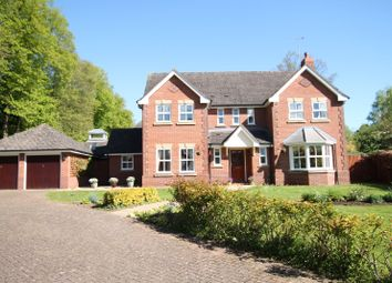 Thumbnail 5 bed detached house for sale in Balmoral Close, South Knighton, Leicester