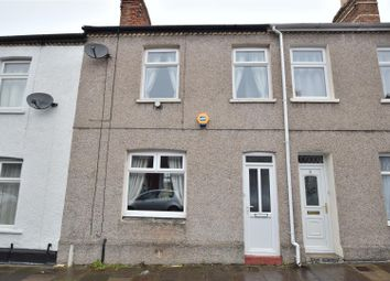 Thumbnail 2 bed terraced house for sale in Evelyn Street, Barry