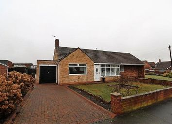 Thumbnail 2 bed semi-detached bungalow for sale in Bishopdale Avenue, Blyth