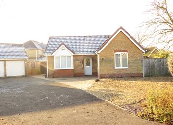 Thumbnail 2 bed detached bungalow for sale in Olivers Way, March