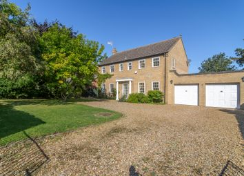 Thumbnail 4 bed detached house for sale in Chapel Lane, Wimblington