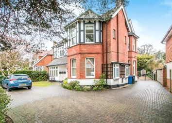 Thumbnail 2 bed flat for sale in 2 Westminster Road East, Branksome Park, Poole